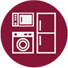 Appliance control icon